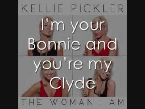 Kellie Pickler - Bonnie And Clyde [lyrics On Screen]