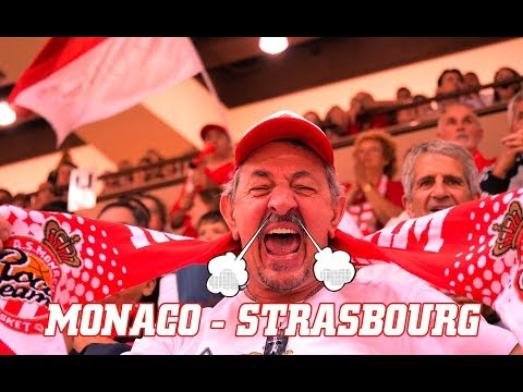 Teaser AS Monaco - Strasbourg