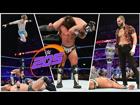WWE 205 Live 14th May 2019 Highlights HD WWE 205 Live 05/14/2019 Highlights HD