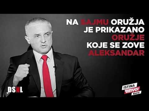 Срето Малиновић у емисији Да се не лажемо, Курир ТВ