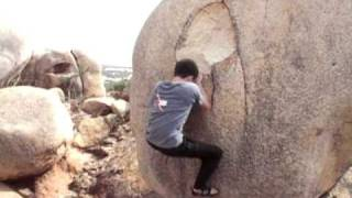 Dam Mon Vietnam  city photo : Bouldering in Vietnam, Dam Mon