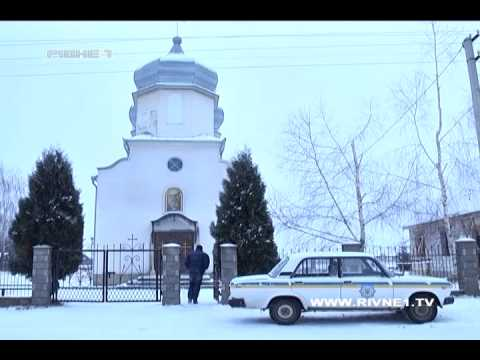 У Костопільському районі чоловік обікрав церкву та магазин [ВІДЕО]