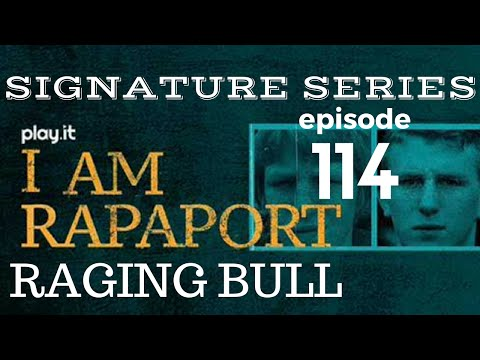 I Am Rapaport Stereo Podcast Episode 114: Raging Bull 35th Anniversary Special