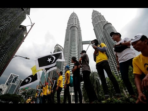 Bersih 5.0: Unexpected grand finale