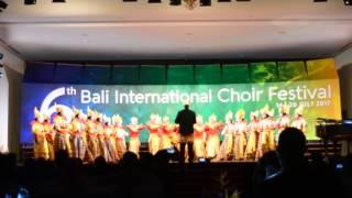AK CHOIR Bandarlampung, Lampung - Indonesia Conductor : Eldi Alfirudi, S.Pd.Mus. BCO17 - 081 Category & Programme...