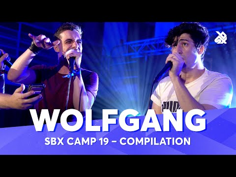 WOLFGANG | The Undefeated SBX Camp Tag Team Champions
