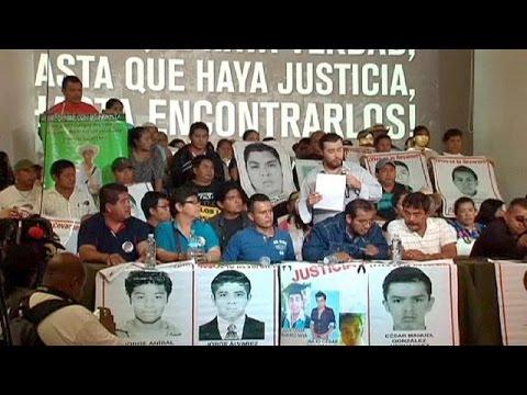 Μεξικό: Νέα έρευνα για την εξαφάνιση των 43 φοιτητών – Εξοργισμένοι και δύσπιστοι οι συγγενείς τους