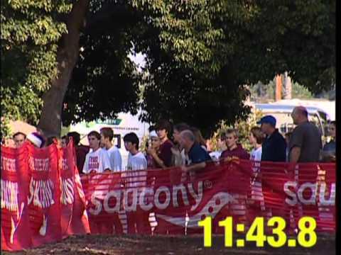 2010 National Championships Girls Race (Fulll)