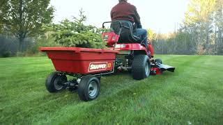 3. 82-Volt Lithium Ion Cordless Self-Propelled Utility Cart   Snapper® XD
