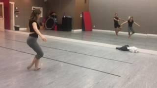DFJ - Mary & Joseph Star Choreography Video
