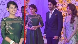Video Jr NTR Bigg Boss ARCHANA @ Naga Chaitanya Samantha Wedding Reception | Filmylooks MP3, 3GP, MP4, WEBM, AVI, FLV November 2017