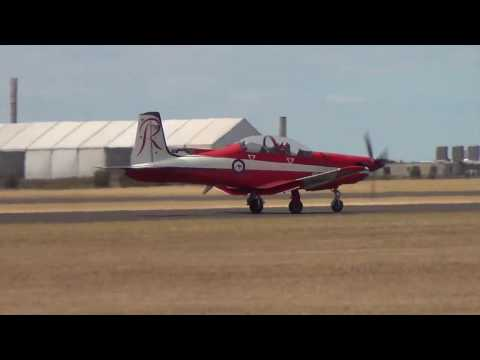 Roulettes Flying display - Centenary...