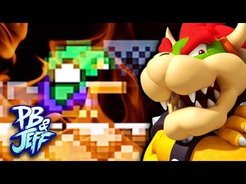BOWSER'S CASTLE! - Super Mario World RANDOMIZER! (Part 25)