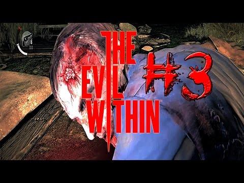 The Evil Within - #3 (Floresta bizarra e alucinações!)