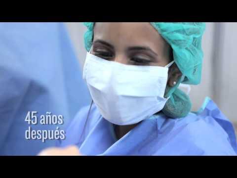 Fuimos fundados para educar profesionales de la salud (видео)