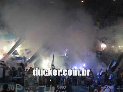 Grêmio 2 x 0 Santos - Recebimento - 30/05/07 - Geral do Grêmio - Grêmio