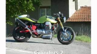 9. 2005 Moto Guzzi Breva V 750 IE -  Info superbike