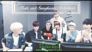 Download Lagu [FULL] [150519] Hoshi & Seungkwan's Andromeda SEVENTEEN (세븐틴) Mp3