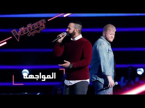 """""""المواجهة المباشرة بين عصام سرحان وأحمد الحافظ في The Voice"""