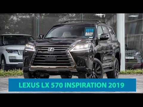 Lexus LX570 Inspiration giá hơn 9 tỷ có đáng để mua không các bác, xin mời xem video @ vcloz.com