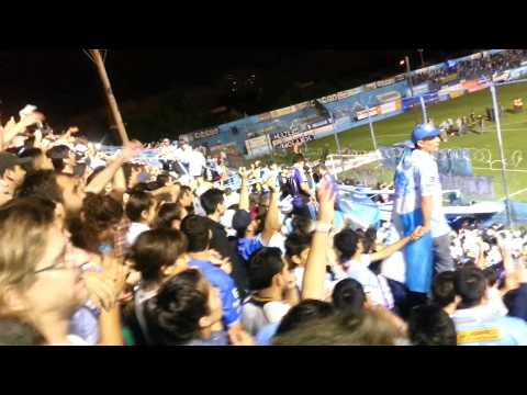 Video - Hinchada de temperley vs crusero del norte - Los Inmortales - Temperley - Argentina