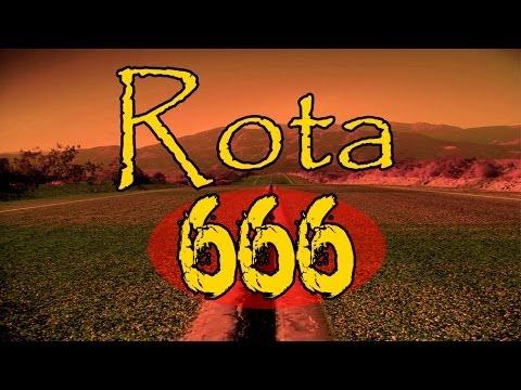 A maldição da Rota 666