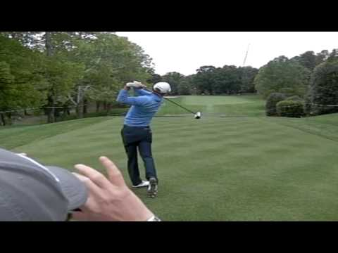 Charles Howell III, PGA Tour Driver DL Slow Motion