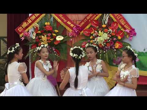 Lễ khai giảng năm học mới 201702918, trường THCS Lê Lợi, Vinh, Nghệ An