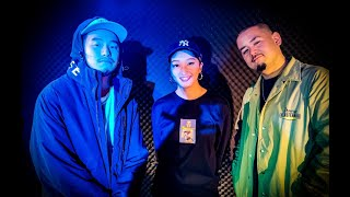 Ricky, nagamune, hirokoboogie – 神戸deバトル JUDGE DEMO