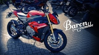 3. BMW S1000R Naked Review