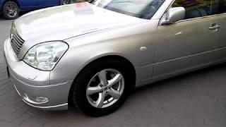 видео авто Lexus LS 430 в кредит