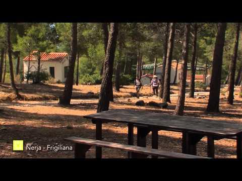 Der Große Wanderweg Málagas. Etappe 5: Nerja - Frigiliana (Deutsch)