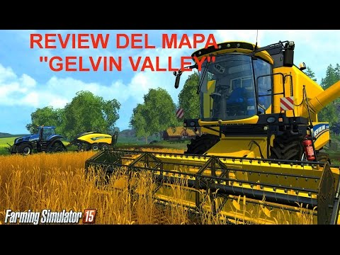 Gelvin Valley 2015 v2.0