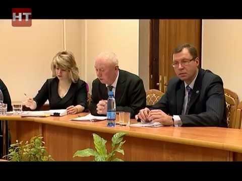 В четверг состоится очередное заседание Думы Великого Новгорода