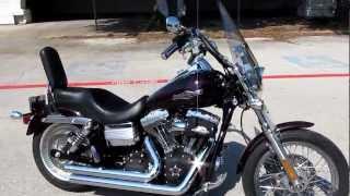 9. 2007 Harley-Davidson FXDB Dyna Street Bob For Sale