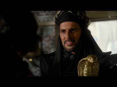 Once Upon a Time Season 6 Comic-Con Preview 'Meet Aladdin'