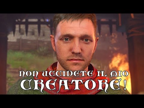 Minacce di M orte per Kingdom Come Deliverance (видео)