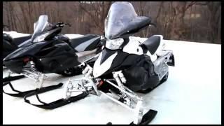 6. 2013 Yamaha Snowmobiles Introduction Trail