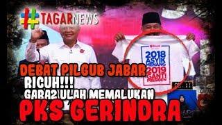 Video Pilgub Jabar Malah Pamer Kaos Ganti Presiden, Sudrajat Syaikhu B03nuhDiri Politik! MP3, 3GP, MP4, WEBM, AVI, FLV Mei 2018