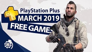PlayStation Plus (PS+) March 2019