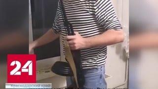 Стреляют все: любители фейерверков переходят на оружие