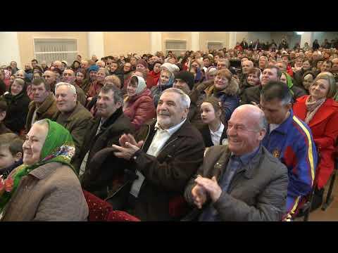 Igor Dodon a vizitat raionul Fălești