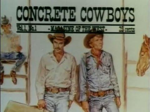 COWBOYS EN LA CIUDAD (CONCRETE COWBOYS, 1979, Full movie, Spanish, Cinetel)