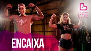 image of Encaixa - Léo Santana e MC Kevinho - Lore Improta | Coreografia