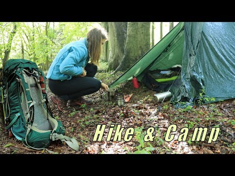 Solo Hike & Wild Camp | Part 1