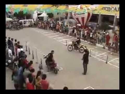 Gincana de Motos em São José do Sabugi - PB - 05/07/2009 - Parte 1