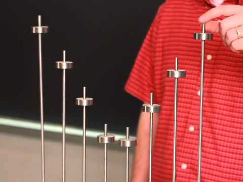 Vibrating Rods