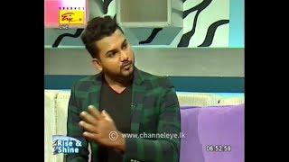 Download Lagu Supun Perera - Interview on Radhawani @ Channel Eye Mp3
