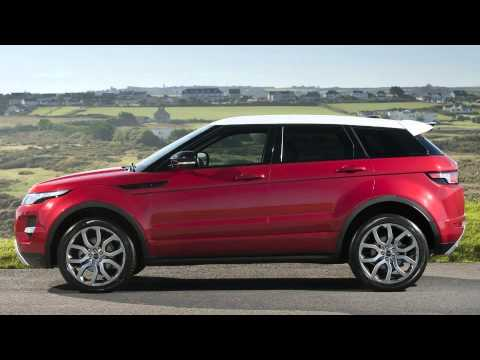 2012 Land Rover Range Rover Evoque (5-Door)