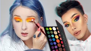 Video HIT czy KIT 🎨 Paleta JAMES CHARLES x MORPHE 🌈 MP3, 3GP, MP4, WEBM, AVI, FLV Maret 2019